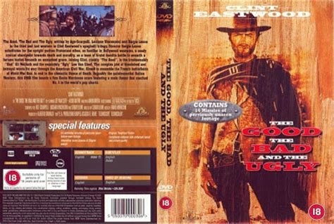 Bad Dvd Original the clint eastwood archive the the bad and the 1966