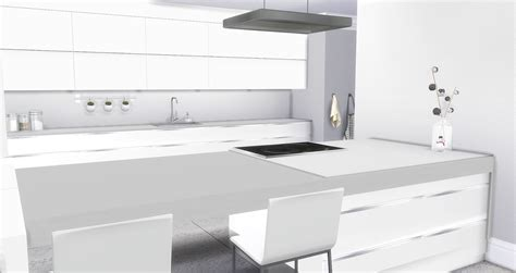 Stainless Kitchen Canisters l i n e y s i m s modern white kitchen