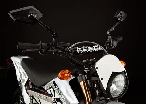 2012 Zero X Electric Motorcycle: Street Legal