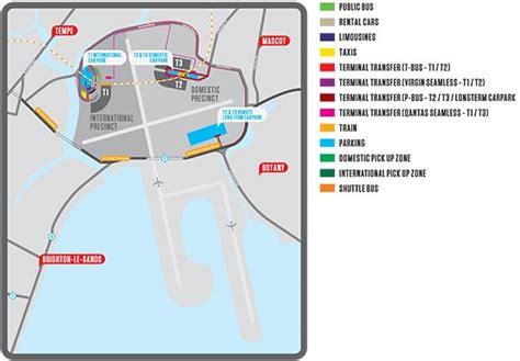 sydney airport diagram car rental sydney airport compare cheap rates save big