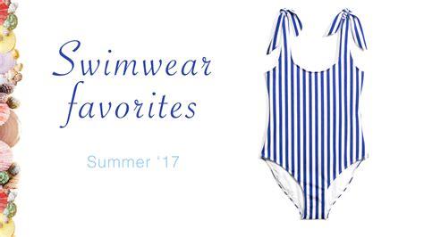 swimwear favorites summer 17 the petite cat