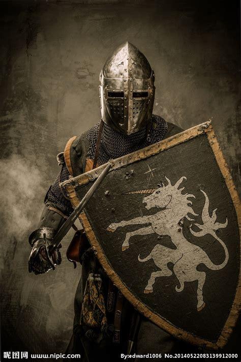 古代 旗骑士展示 古代 旗骑士图片下载