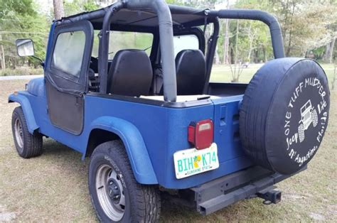 92 Jeep Wrangler For Sale 92 Jeep Wrangler 4 0 6 Cylinder For Sale Jeep