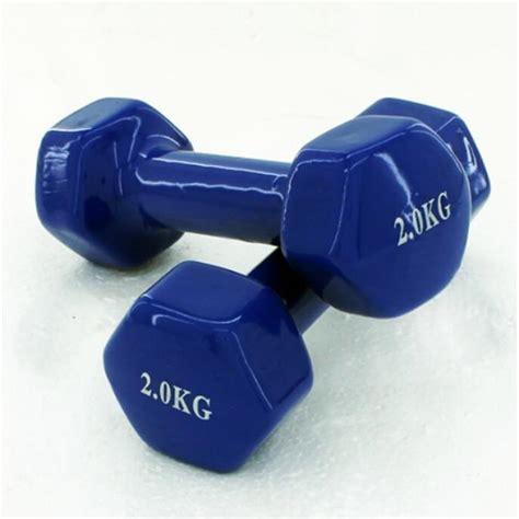 Aerobic Dumbell 3kg Pair 2 X 1 5kg Kettler Quality 2kg dumbbells set weights fitness blue tmart