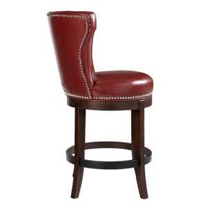 bar stools tavern swivel counter stool oxblood red dining kitchen