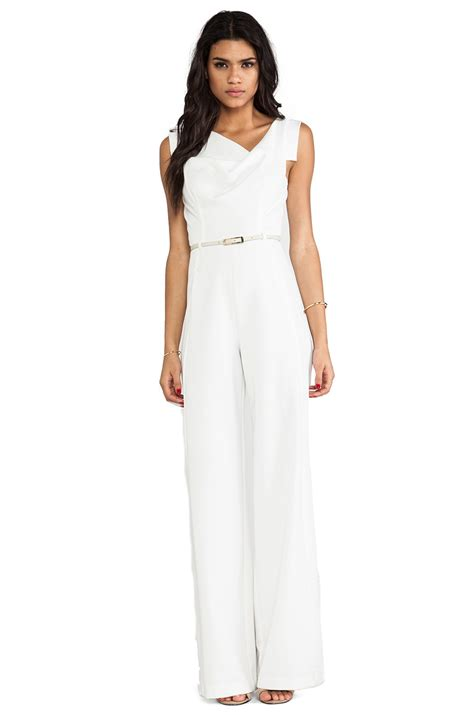 fashion trend white jumpsuits for 2018 fashiongum