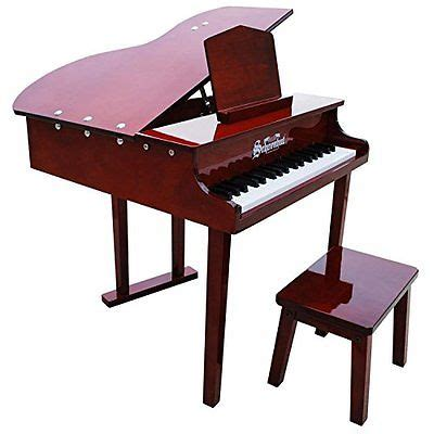 schoenhut 30 key fancy baby grand with bench antique schoenhut 10 key wooden piano with