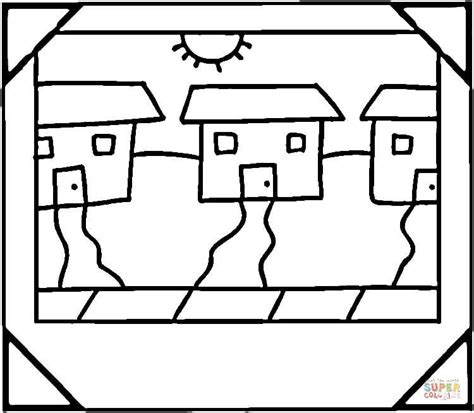 community map coloring page neighborhood map coloring page coloring home