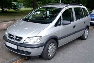 Zafira Opel Opel Zafira Simple The Free Encyclopedia