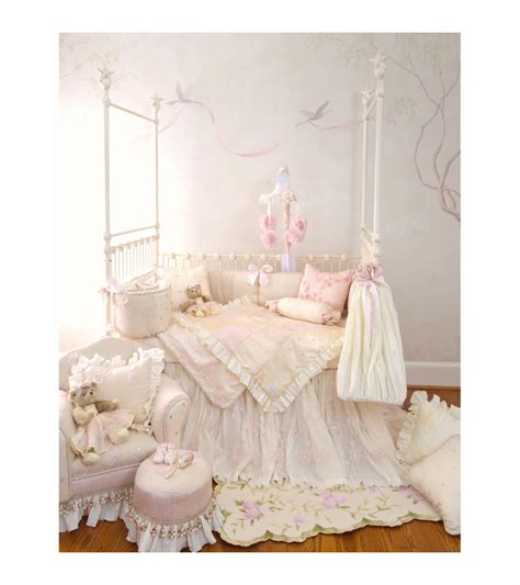 glenna jean crib bedding glenna jean ava 4 piece crib bedding set
