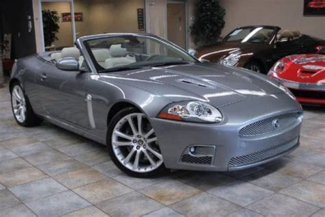 how cars run 2010 jaguar xk spare parts catalogs find used 2007 jaguar xk r supercharged convertible in united states for us 37 000 00