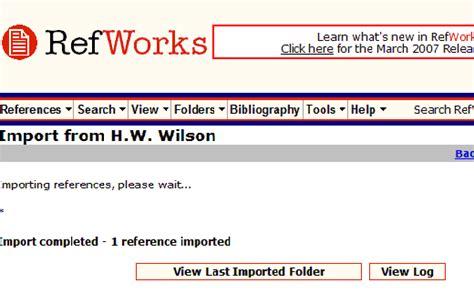 wilson databases