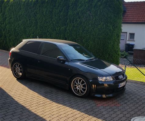 Audi A3 Getunt by Audi A3 8l Tuning Umbau Project Foto Story 2003 2015