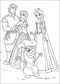 frozen coloring sheet frozen coloring pages squid army