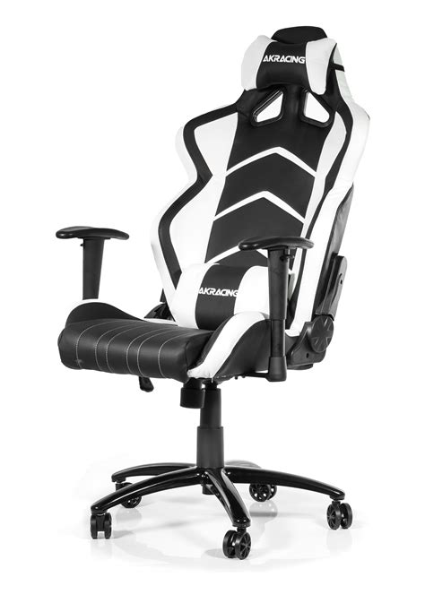 pc stuhl akracing player gaming chair white