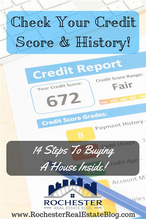 buying a house credit score 14 steps to buying a house a complete guide for home buyers