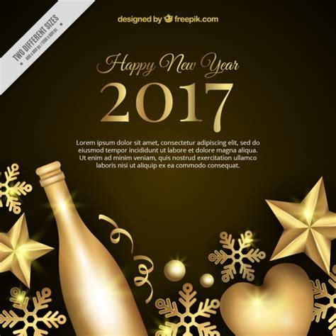 descargar imagen nuevo fondo de a 241 o nuevo 2017 con elementos dorados descargar