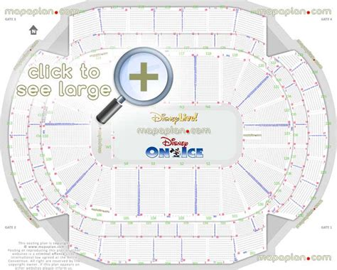 xcel energy center seating map xcel energy center seat row numbers detailed seating