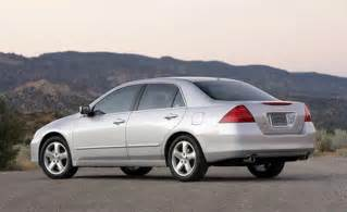 2007 Honda Accord Recalls Car And Driver