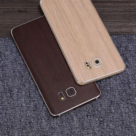 Wooden Protector Garskin Skin Sticker Samsung Galaxy Note 4 luxury wood skin phone sticker decal wrap protective for samsung note5 cover free