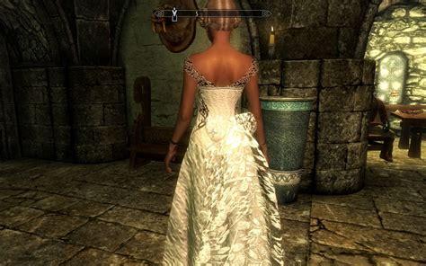 Wedding Attire Skyrim by Noble Wedding Dress Skyrim Mod Wedding Dress Ideas