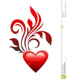 Love heart symbol stock photos image 12363933