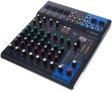 Mixer Yamaha 12 Xu yamaha mg10 xu thomann