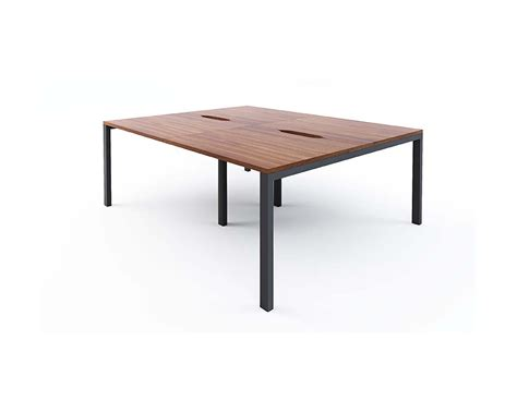 Mezza Bench Desk System For Busy Offices