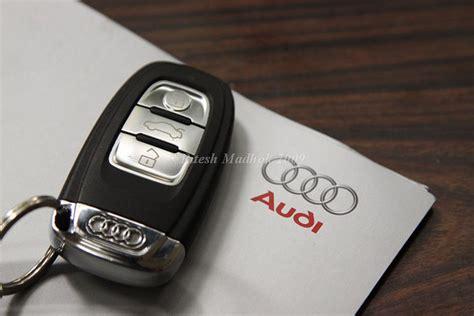 Audi A4 B5 Key by Audi C6 Key To C7 Key Fob