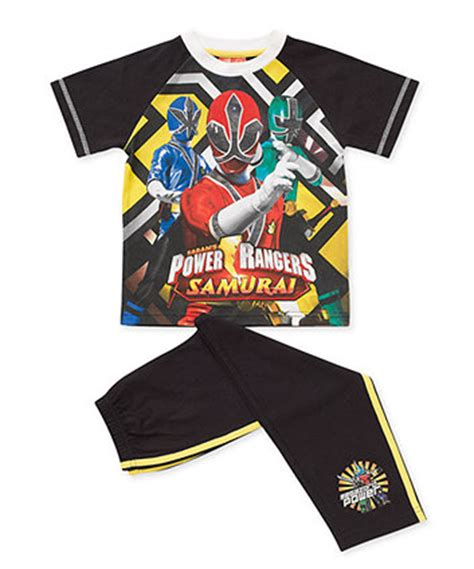 0210 Lv Piyama One 1 power rangers pyjamas character shop offline mothercare