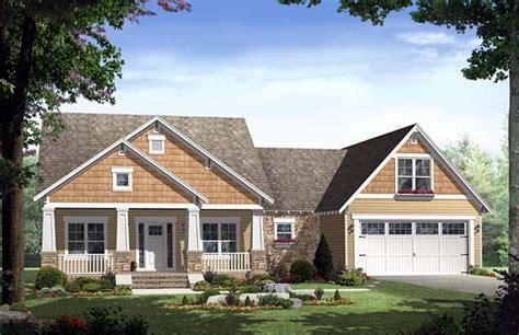 cottage craftsman house plans bungalow craftsman house plan 59148