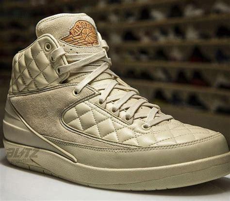air jordan 2 ii c don c air jordan 2 beach gold release date sneakerfiles