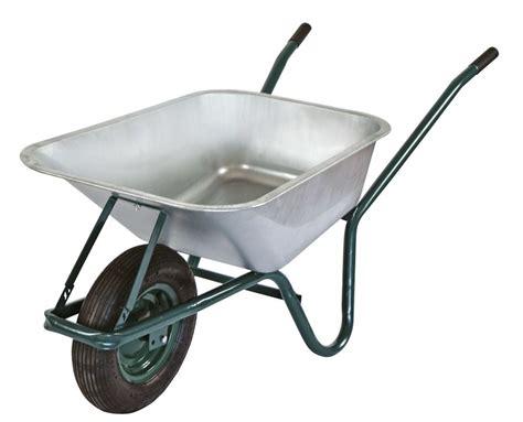 vasi in acciaio carriola in acciaio zincato vasi giardino giardinaggio