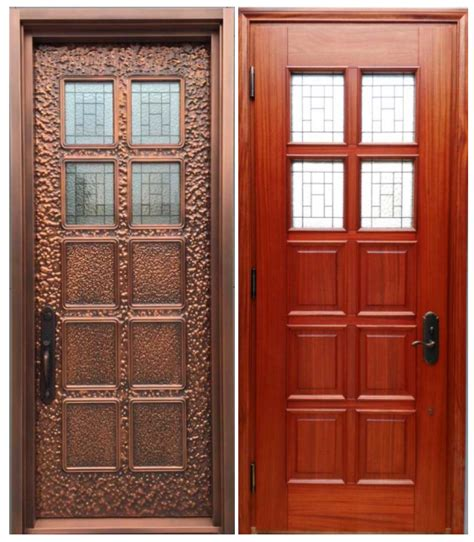 Order Front Door Copper Doors Exterior Copper Doors