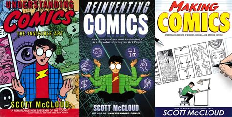 understanding comics the invisible small press big creating comics a recommended