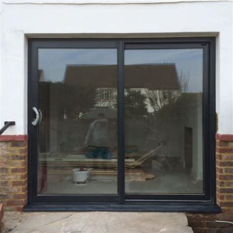 Aluminum Patio Door Aluminium Patio Doors Brighton Hove Sussex Glazing Services