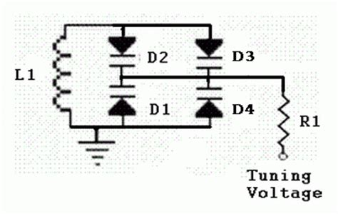 how a varactor diode works how varactor diodes work 28 images fm transmitter with varactor diode tuning 173b
