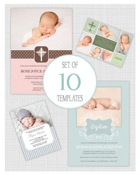 christening invitation card template psd christening invitation template psd free