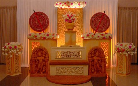 Awesome Wedding Reception Decoration Ideas #9: 04 wedding settee back decoration sri lanka ever