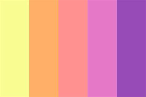spring colors palette spring pastel color palette