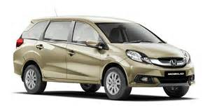 honda new car mobilio price honda mobilio price specs review pics mileage in india