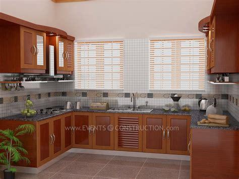evens construction pvt  simple kerala kitchen design