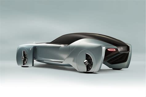 rolls royce 103ex rolls royce reveals futuristic 103ex to celebrate bmw s