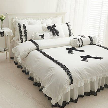 black and white lace comforter popular white lace bedding sets buy cheap white lace