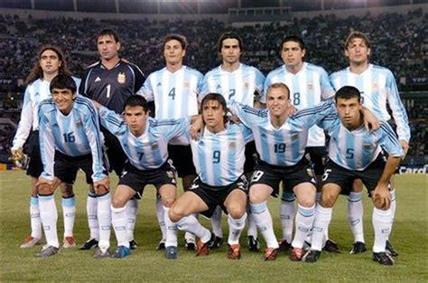 opiniones de selecci 243 n de f 250 tbol de argentina
