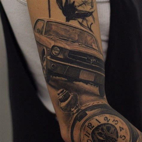 ford mustang tattoo 17 best ideas about mustang on country