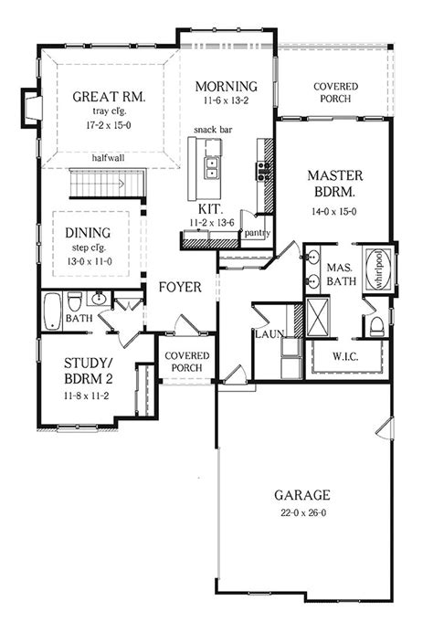 25 best ideas about 2 bedroom house plans on pinterest 4 bedroom house plans residential house plans 4 bedrooms