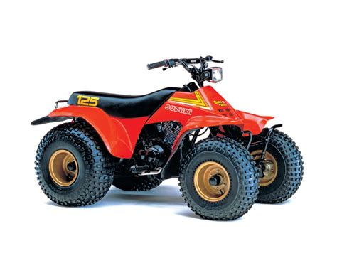 Suzuki Atv Utv Magazine Suzuki Atvs That Changed The World