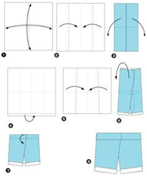 How To Make Origami Trousers - 1000 images about pantalones bombachos on