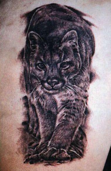 tattoo 3d puma animals tattoos 3d tattoo designs ideas art cat